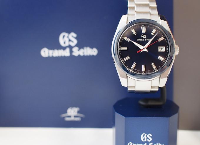 グランドセイコー60周年記念モデル